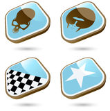 Ilustrações do símbolo ilustração royalty free
