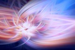 Ilustra??o do fractal do fulgor do cosmos do teste padr?o backdrop ilustração royalty free