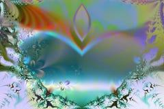 Ilustración abstracta Imagen de archivo
