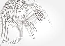 Ilustración abstracta Imagen de archivo libre de regalías