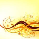 Ilustración amarilla Fotos de archivo libres de regalías