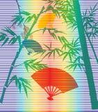 Ilustración asiática. Fotografía de archivo libre de regalías