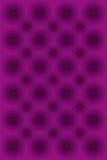 Ilustración completada felpa del vector del amortiguador Foto de archivo