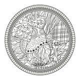 Ilustración Creación del arte Imagen de archivo libre de regalías