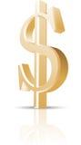 Ilustración de Dolar stock de ilustración