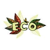 Ilustración de Eco Fotos de archivo