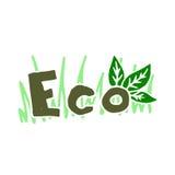 Ilustración de Eco Imagenes de archivo