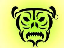 Ilustración de la bestia Imagen de archivo