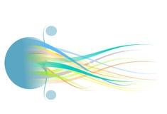 Ilustración de la medusa Fotos de archivo