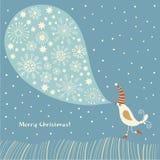 Ilustración de la Navidad Fotos de archivo libres de regalías