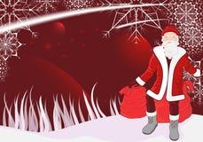 Ilustración de la Navidad Imagenes de archivo