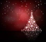 Ilustración de la Navidad Fotos de archivo