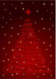Ilustración de la Navidad de una Navidad metafórica t ilustración del vector