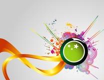 Ilustración de la vendimia Foto de archivo libre de regalías