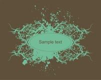 Ilustración de la vendimia ilustración del vector
