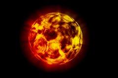 Ilustración de Sun ilustración del vector