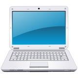 Ilustración de una computadora portátil moderna profesional ilustración del vector