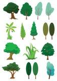 Ilustración del árbol adentro   libre illustration