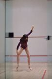 Ilustración del ballet dancer Foto de archivo