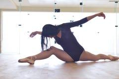 Ilustración del ballet dancer Foto de archivo libre de regalías