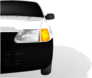 Ilustración del coche stock de ilustración