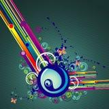 Ilustración del fondo del vector Imagen de archivo libre de regalías