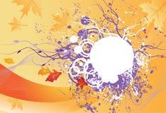 Ilustración del otoño del vector Imagen de archivo libre de regalías