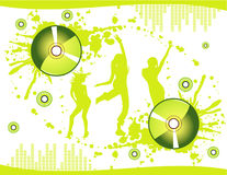 Ilustración del partido del vector Imagenes de archivo