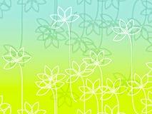 Ilustración del prado Fotos de archivo libres de regalías