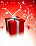 Ilustración del regalo del vector Fotos de archivo