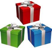 Ilustración del regalo del vector Imagenes de archivo