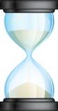 Ilustración del reloj de arena Imagen de archivo libre de regalías