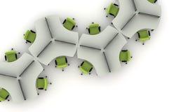 Ilustración del sitio de trabajo table-3d Libre Illustration