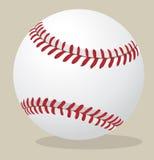 Ilustración del vector Bola del béisbol Fotografía de archivo libre de regalías