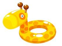 Ilustración del vector del anillo de la nadada Fotos de archivo libres de regalías