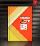 Ilustración del vector Plantilla material del diseño fotografía de archivo libre de regalías