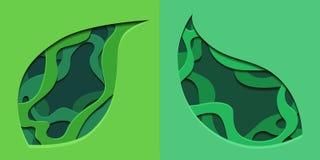 Ilustración ecológica libre illustration