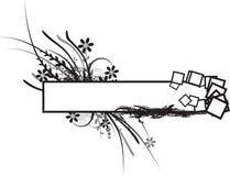 Ilustración floral ilustración del vector