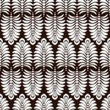 Ilustración floral abstracta de wallpaper Modelo inconsútil Fotos de archivo libres de regalías