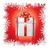 Ilustración maravillosa de la Navidad. Vector. Imagenes de archivo