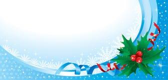 Ilustración maravillosa de la Navidad. Vector. Imágenes de archivo libres de regalías