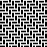 Ilustración negra y blanca abstracta Fotografía de archivo libre de regalías