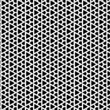 Ilustración negra y blanca abstracta Imagenes de archivo