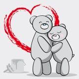 Ilustración para el enamorado Libre Illustration