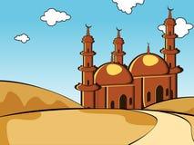 Ilustración para el kareem ramadan Fotografía de archivo libre de regalías