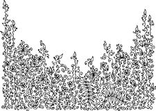 Ilustración refinada Foto de archivo libre de regalías