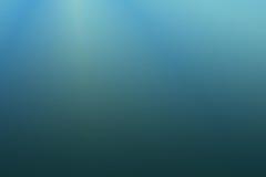 Ilustración submarina del fondo del mar del océano del agua Fotografía de archivo libre de regalías