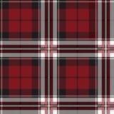 ilustraci deseniowej szkockiej kraty bezszwowy tartanu wektor Wzór dla tkaniny, ubraniowy rysunek komórka artan, szkockiej kraty  Zdjęcia Stock