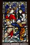 Ilustración de la biblia Imagen de archivo
