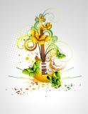 Ilustración de la música Fotos de archivo